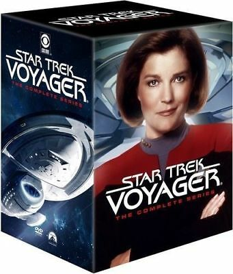 Star Trek Voyager  The Complete Series ** FREE Shipping **