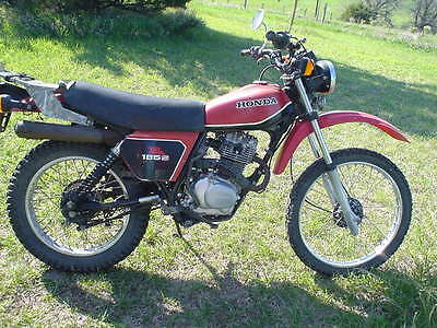 1981 Honda Other  1981 Honda XL185 - Runs Great, No Title, Bill of Sale Only