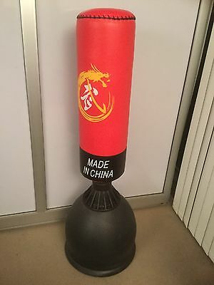 Free Standing Boxing Bag - Pick Up Only