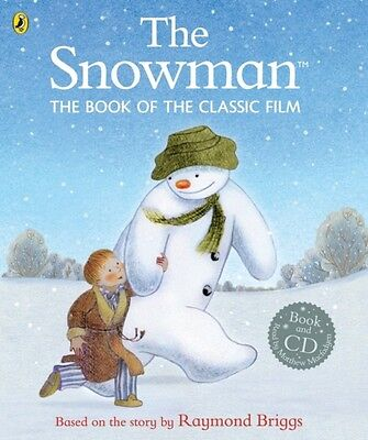 The Snowman: The Book of the Classic Film (Paperback), Briggs, Raymond, 9780723.