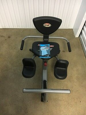 BODY BY JAKE Hip and Thigh Sculptor Exercise Machine