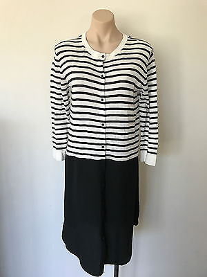 Witchery Ladies Dress Size 12  Casual Work Office