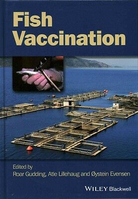 Fish Vaccination by Roar Gudding Hardcover Book (English)
