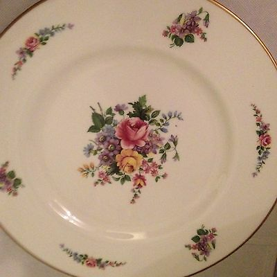 Royal Worcester Made In England Plate