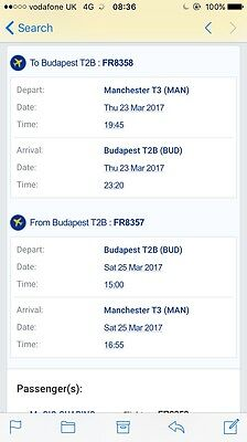 Manchester To Budapest Flights