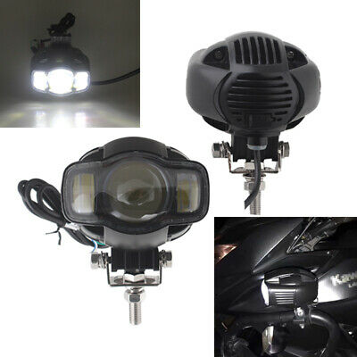 20w USB Chargable Motorcycle LED Headlight Fog Lights Lamp for BMW K1600 R1200GS