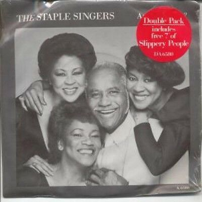 "STAPLE SINGERS Are You Ready DOUBLE 7"" VINYL UK Epic Sealed Double Pack"