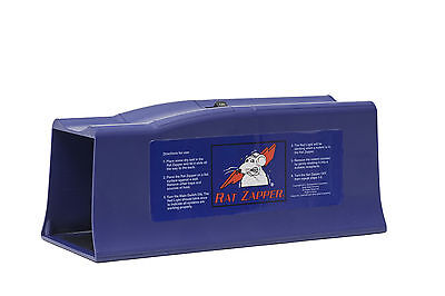 Rat Zapper - Electronic Rat and Mouse Rodent Trap
