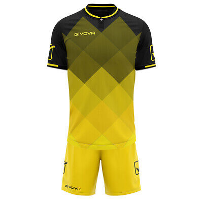 kit calcio calcetto volley givova SHADE divisa muta futsal