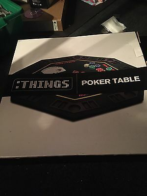 Table Top Poker Table