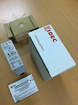 Brand new IDEC 24VDC switching power supply, adjustable output, PS5R-SD24