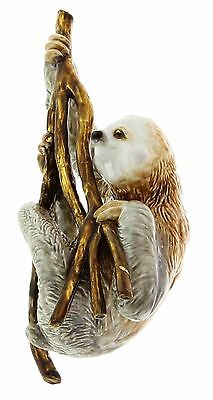 SLOTH Figure Treasured Trinkets Collection (non-opening) Enamelled Metal