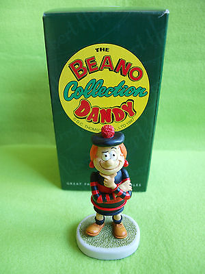 Minnie The Minx Figurine  Boxed 1997  The Beano Collection  .