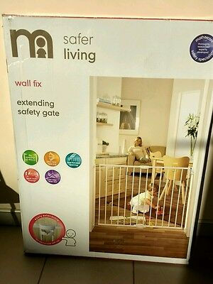 New Mothercare baby / toddler / children safety gate