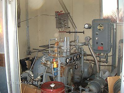 cng compressor paintball scuba Ingersoll Rand compressed natural gas