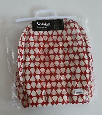 New Babystyle Oyster / Max / Switch Pop Colour Pear Drops Stroller Seat Liner
