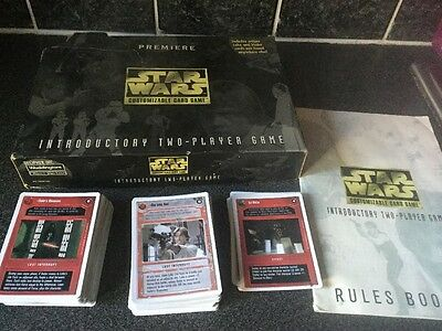 Star Wars Customizable Card Game: Introductory Two-Player Game