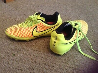 nike magista football boots size uk 2