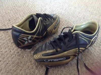 football boots size 1 uk umbro