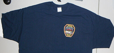FDNY EMS Bellevue Battalion 8 T-Shirt (YL(1),S(12),M(5) Only)