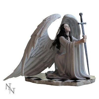 Stunning New Release - The Blessing - Figurine By Anne Stokes - Nemesis Now