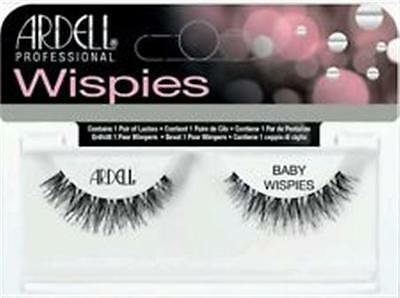 Ardell Professional Baby Wispies Strip Eyelashes Human Hair Lashes