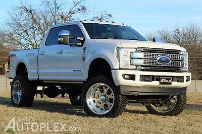 2017 Ford F-250  2017 Ford Platinum