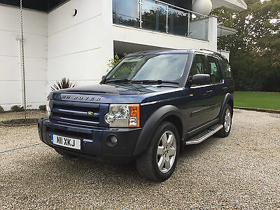 2005 Land Rover Discovery 3 Tdv6 Hse Auto Blue