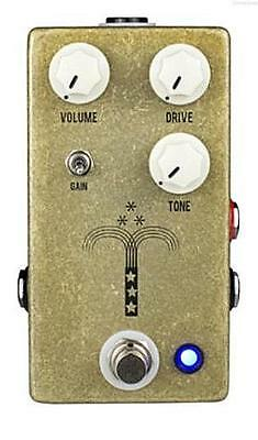 USED JHS PEDALS MORNING GLORY V4 OVERDRIVE EFFECTS PEDAL w/ FREE US S&H