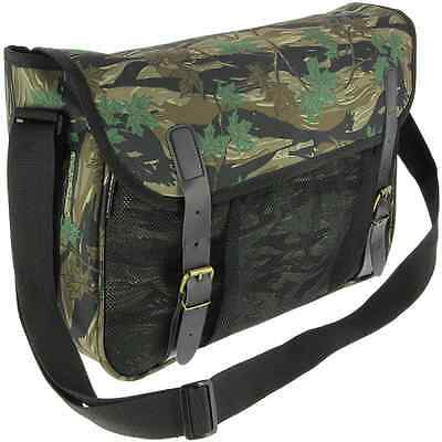 Camo Game Bag All Purpose Shooting Hunting Pigeon Carryall 12 Shotgun Holders