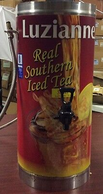 Commercial used Bunn Luzianne Iced Tea Dispenser Only exc condition *