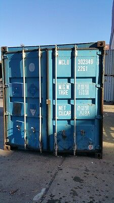 Used 20FT Shipping Containers  **CARDIFF**