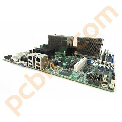 Intel S5500BC Server Motherboard + 2 x X5650 Hex Cores @ 2.66GHz + 16GB DDR3 RAM