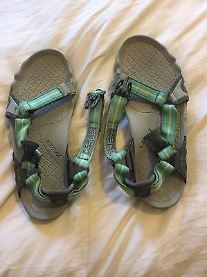 Ladies Teva Sandals Size 6.5 UK