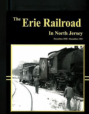 The Erie Railroad in North Jersey