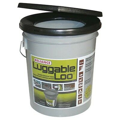 Reliance Luggable Loo Seat And Cover