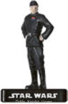 WOTC Star Wars Minis Alliance & Empire Imperial Officer SW