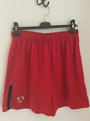 Men's Nike Red Football Shorts - Size L