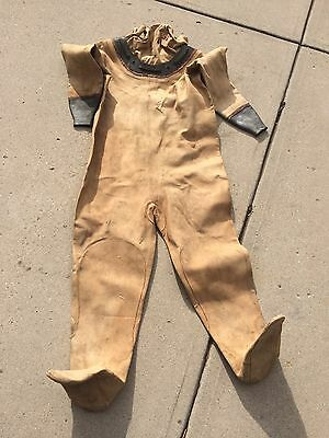 Siebe Gorman Diving suit diving dress Seibe Gorman diving helmet