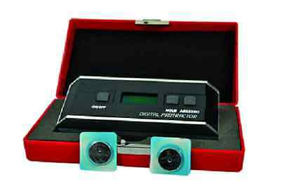 360° Digital Level w/o SPC / Protractor with Case Machinist Set-Up Tool 66388801