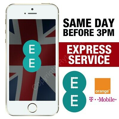 Unlocking Service iPhone 6S 6 5S 5C 5 SE Unlock Code For EE T-MOBILE ORANGE UK