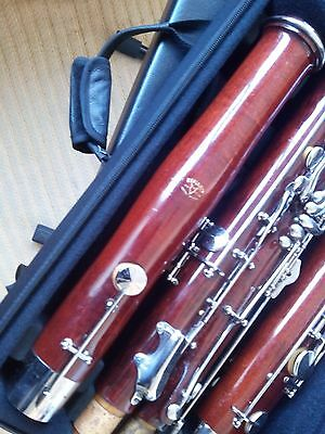 Fagot bassoon Fox 240D