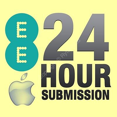 EE ORANGE T-MOBILE UK Factory Unlocking Service For Apple iPhone - 24 HR SERVICE