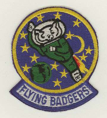 USAF patch Aufnäher 95 Tactical Airlift Squadron C130H Mitchell Field IAP