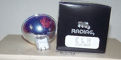 Lot Of 6 Radius Elh 120V 300W Projection Bulbs