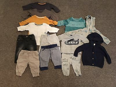 Boys 3-6m Bundle Gap, Next