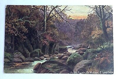 Postcard of River Dargle, County Wicklow, Ireland