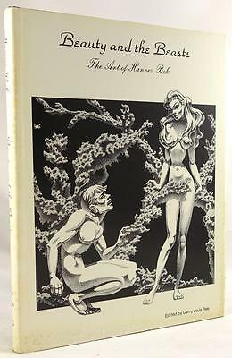 Beauty and the Beasts: The Art of Hannes Bok by Gerry de la Ree Limited