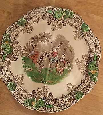 Spode's Byron Collectable Plate