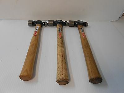 LOT OF (3) Blue Point Ball Peen Hammers SEE PICTURES